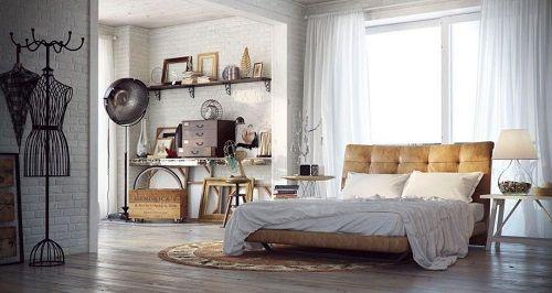 Dormitorio industrial