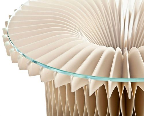 Productos de Decode London Mesa origami Bell