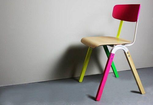 Productos de Decode London Silla de colores