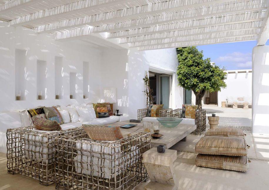 Decoración Exterior Consigue Tu Terraza De Ensueño Moove