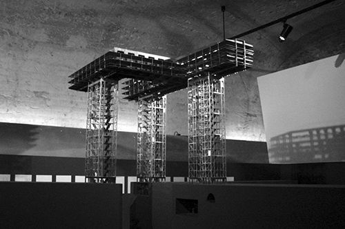 rascacielos Lissitzky