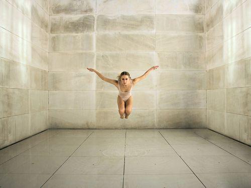 salto de baile
