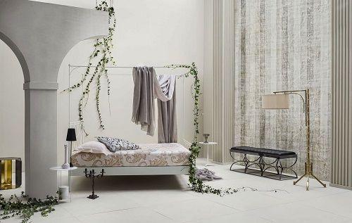 Dormitorio elegante de Bruno Tarsia