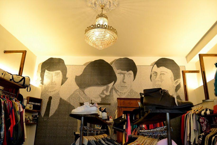 Kinda Kinks, estilo vintage a precios asequibles