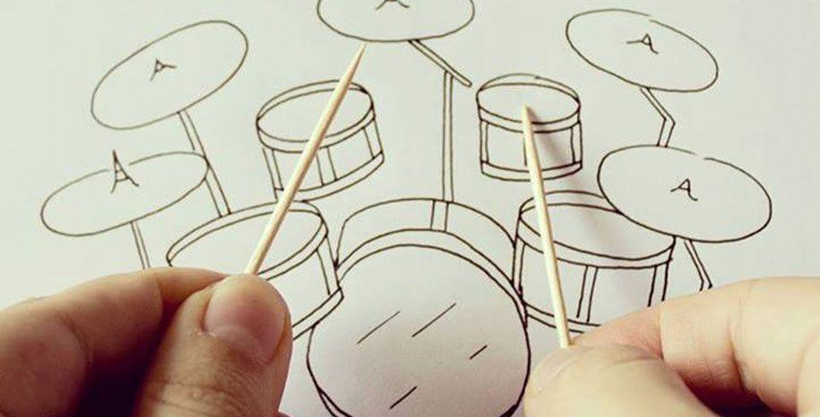 El arte con objetos cotidianos a lo largo del mundo