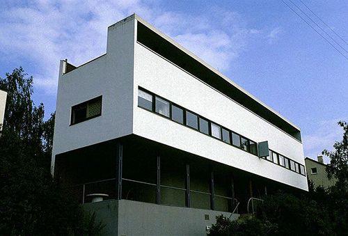 Weissenhof Museum International Style