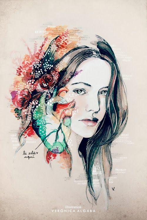 veronica algaba illustration