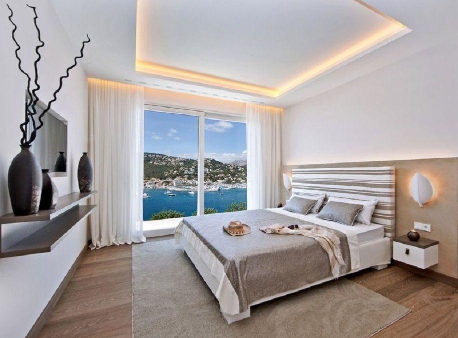 Impresionante villa española ubicada sobre un acantilado