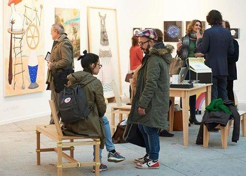 Visitantes de Casa Arte