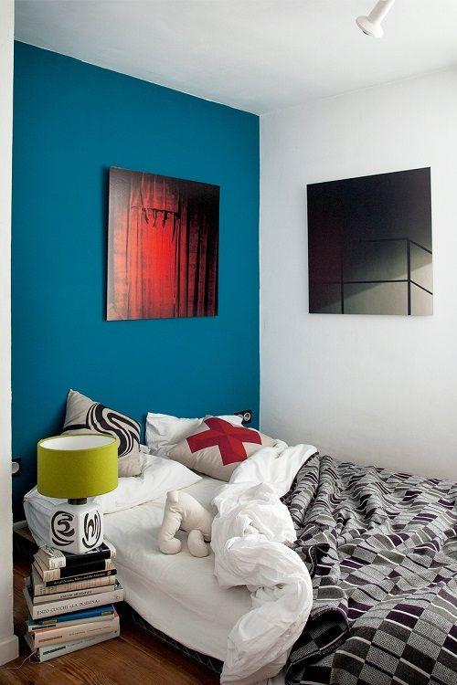 brut interior - dormitorio. revistaad.es