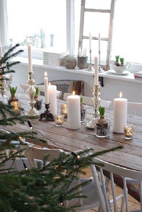 christmas candle 6