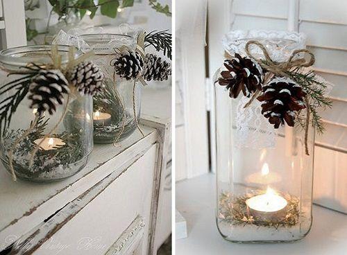 tarros-de-vidrio-reciclados-velas-navidad