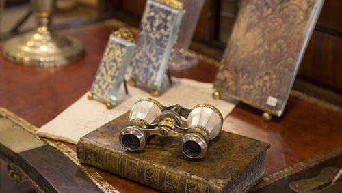libros prismaticos antiguedades feria almoneda