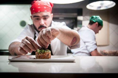 saporem restobar cocina gastronomia madrid
