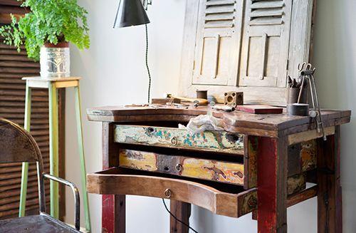 Calma Chechu, muebles muy especiales de todos los rincones del mundo