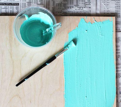 chalk paint receta caser diy pintura de tiza tutorial