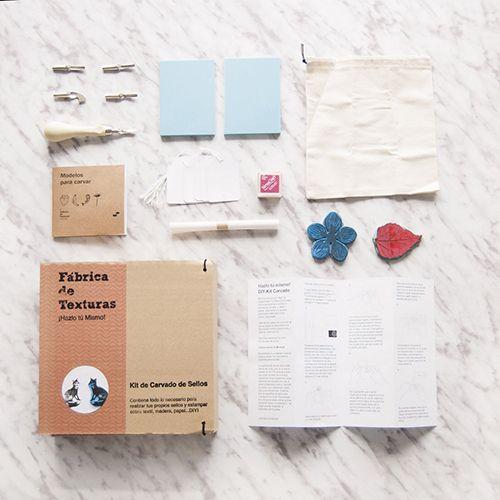 kit diy fabrica de texturas madrid