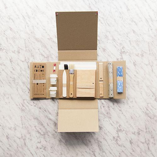 kit fabrica de texturas diy artesanal