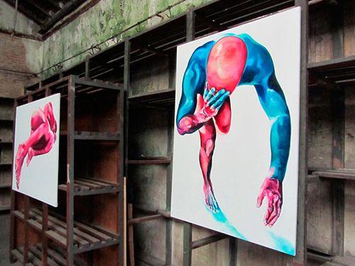 la neomudejar atocha madrid exposicion cuadro arte vanguardias