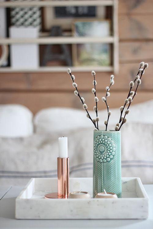 marmol bandeja decoracion tendencia