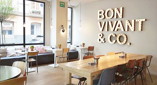 El rincón más apacible de Chueca se llama Bon Vivant & Co.