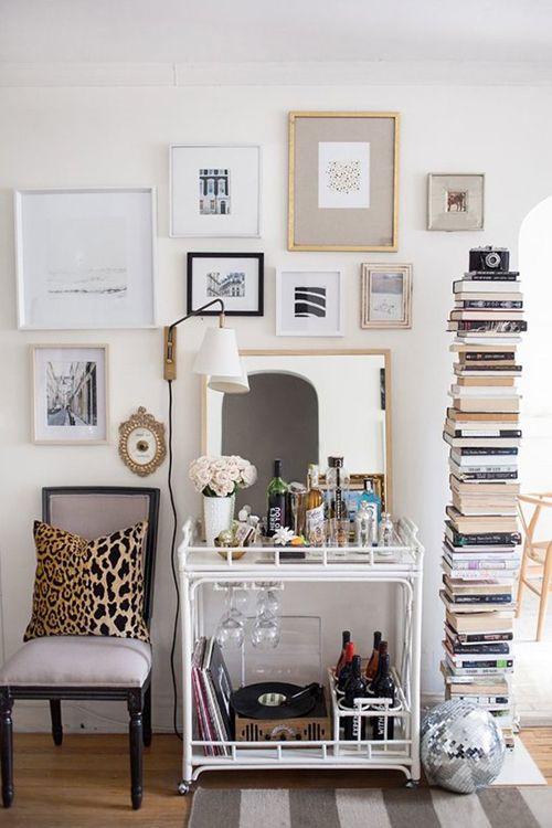 camarera salon ideas decoracion almacenaje