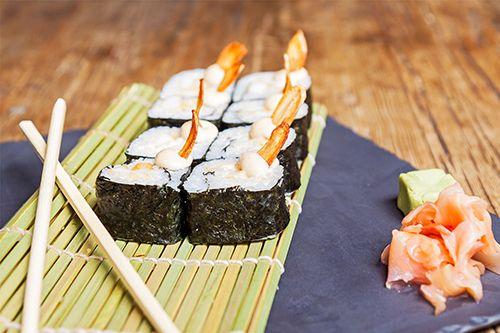 marieta sushi comida restaurante la castellana madrid