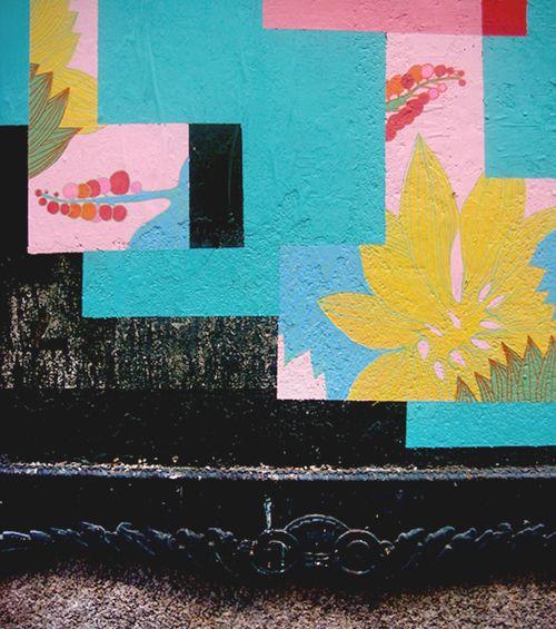 graffiti arte callejero urbano nuria mora