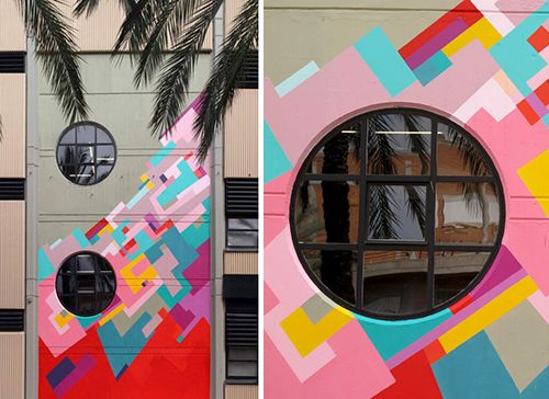 nuria mora arte urbano callejero