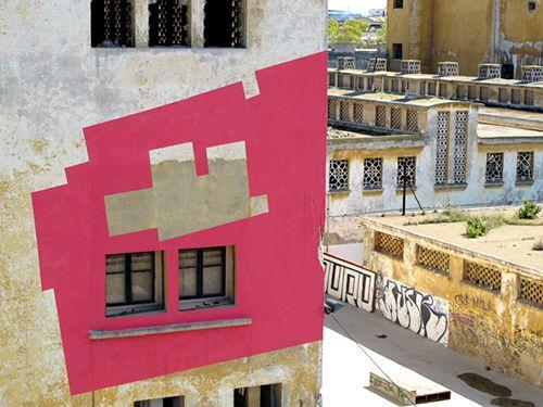 Nuria Mora, una artista referencia del arte urbano