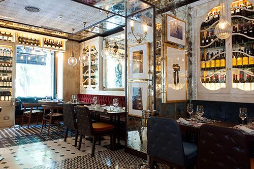 Restaurante Punk Bach en Madrid