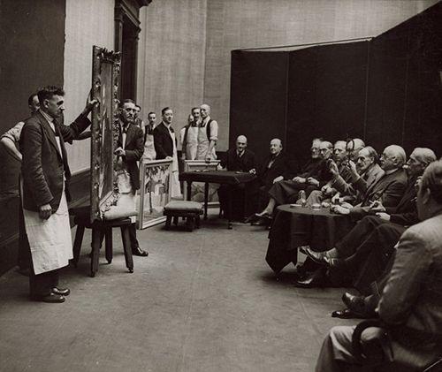 archivo royal academy of arts londres