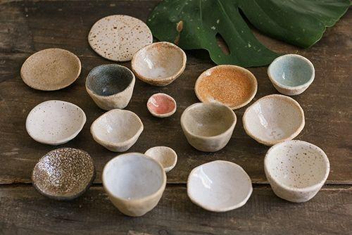 cuencos ceramica nona bruna artesania