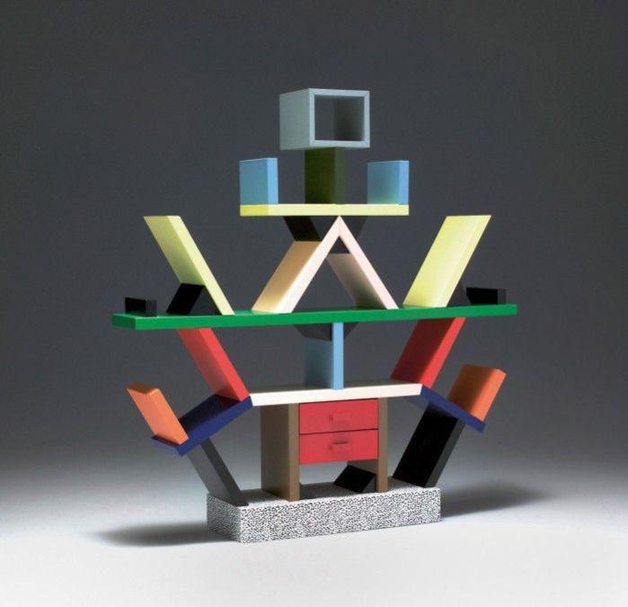 Ettore Sottsass, el enfant terrible del diseño