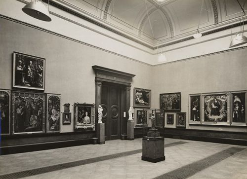 exhibicion antigua arte royal academy of arts londres