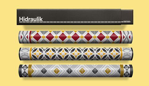 hidraulik classic coleccion alfombras modernistas baldosas hidraulicas