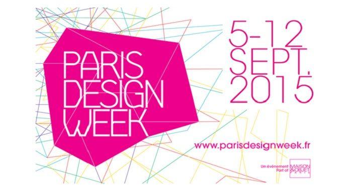 Todas las novedades del diseño en septiembre con Paris Design Week