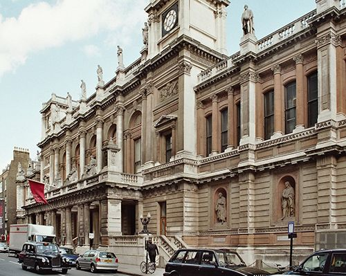 real academia de londres royal acaemy of arts
