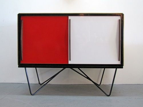 muebles diseñados por willy van der meeren