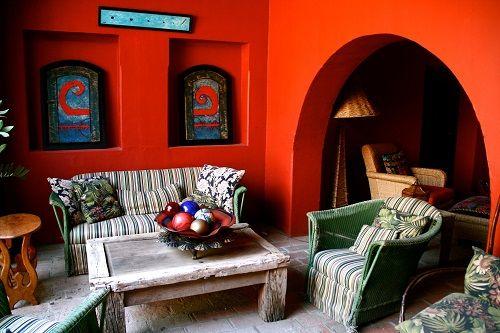 elementos decorativos estilo mexicano