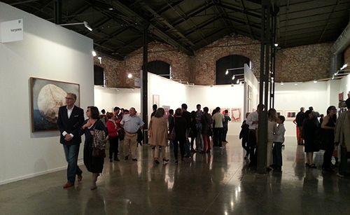 estampa matadero madrid feria arte contemporaneo