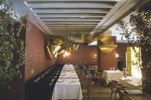 etxanobe canales restaurante efimero the table by madrid