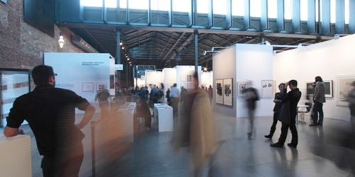 feria estampa madrid matadero arte contemporaneo