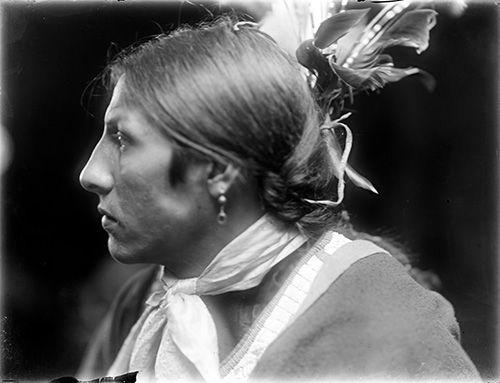 gertrude kasebier sioux fotografia de retrato