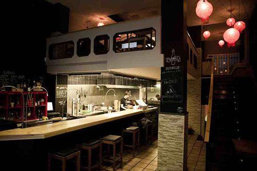 nakiema madrid restaurante asiatico fusion dumpling bar