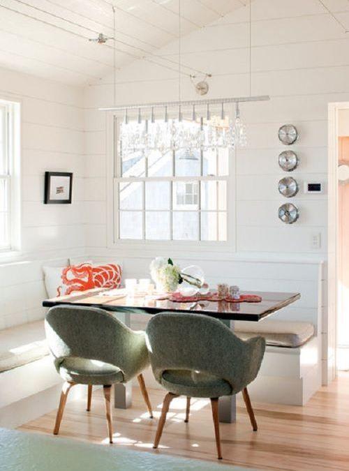 Banquetas, bancos y sillas de cocina: diseño y estilo