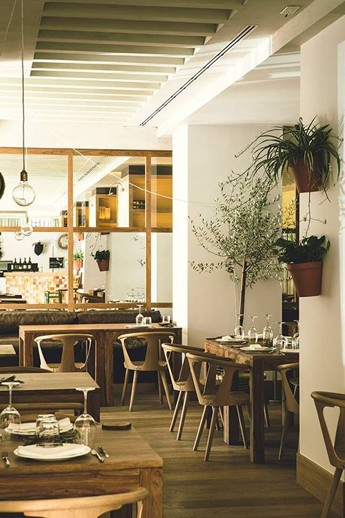 the table by canela en rama restaurante efimero madrid