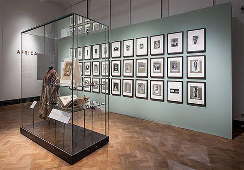 victoria and albert museo londres galeria arte africa