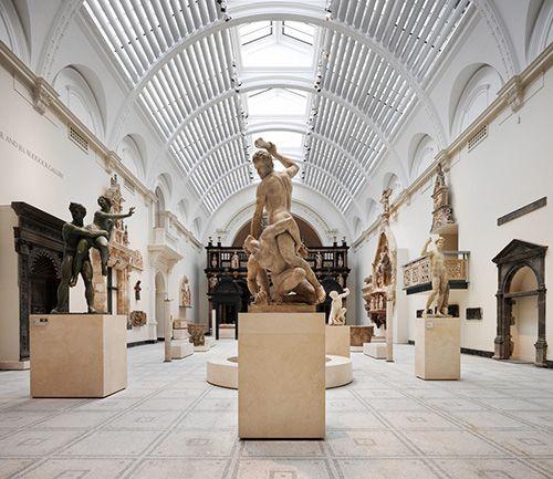 victoria and albert museum londres coleccion arte escultura