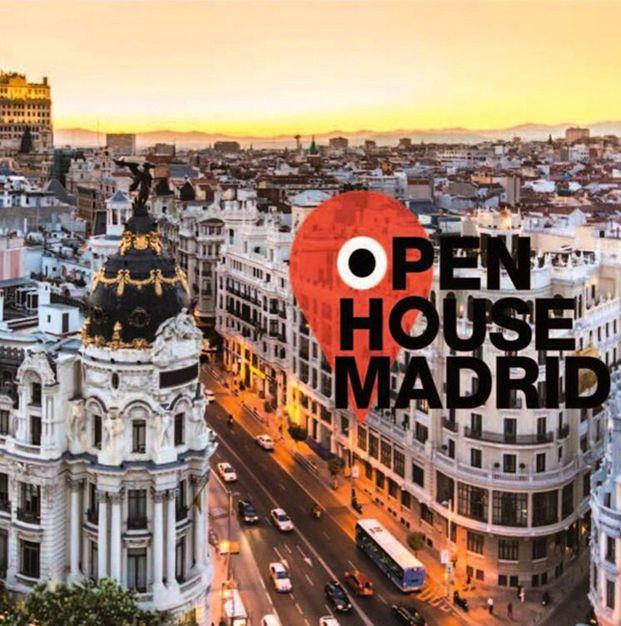 Open House Madrid abre las puertas de los edificios más emblemáticos de la capital